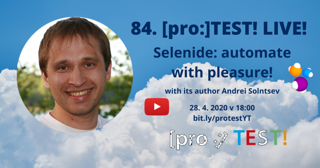 84. [pro:]TEST! with Andrei Solntsev.